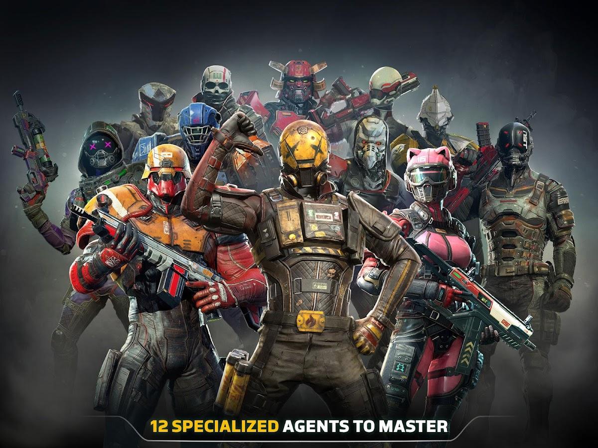 Modern Combat Versus New Online Multiplayer Fps Android