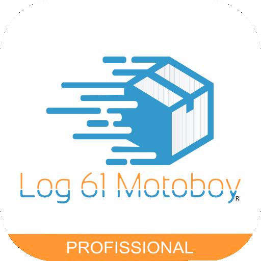 Log 61 Motoboy - Profissional icon