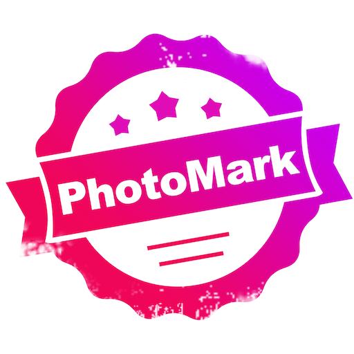 PhotoMark - Editor, Watermark, Logo & Poster Maker