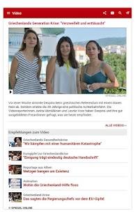 SPIEGEL ONLINE - News- screenshot thumbnail