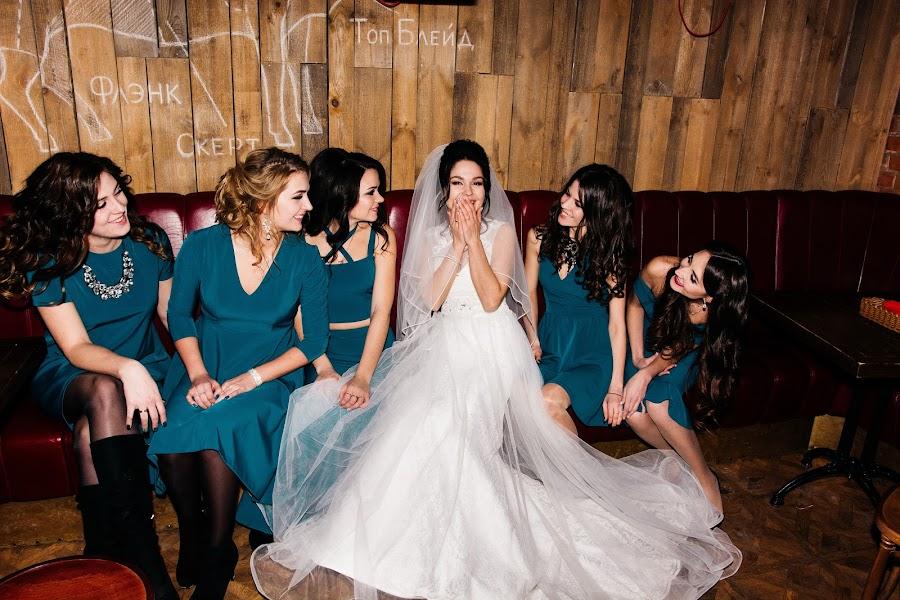 Wedding photographer Aleksey Kremov (AplusKR). Photo of 16.03.2017