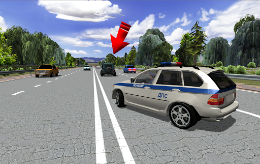 Traffic Cop Simulator 3D 16.1.3 screenshots 1