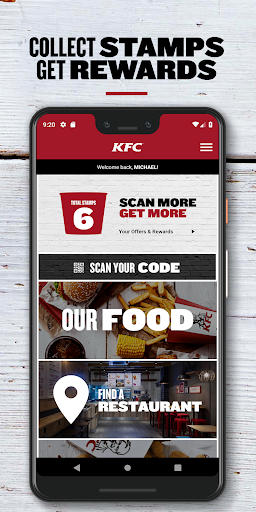 KFC UK & Ireland: Order Food | Collect Rewards Apk 2