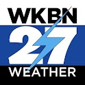 WKBN Weather icon