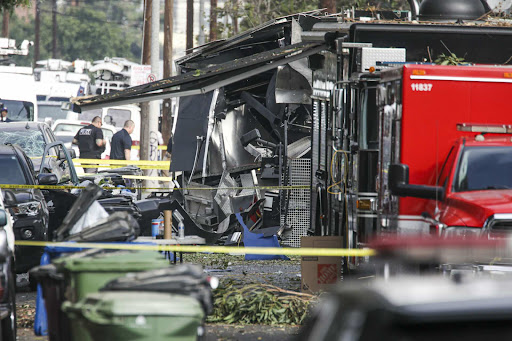 LAPD significantly underestimated weight of fireworks before detonating explosion that injured 17