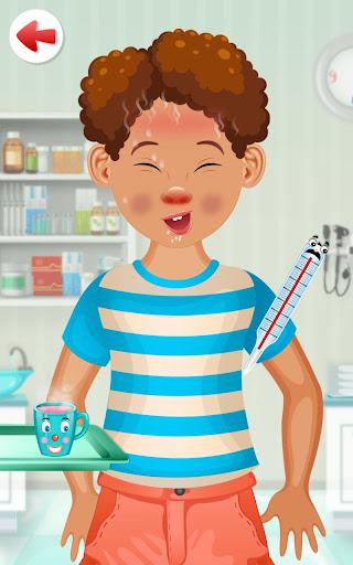Kids Doctor Game - free app