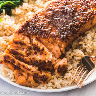Salmon With Honey And Soy Sauce Recipes.