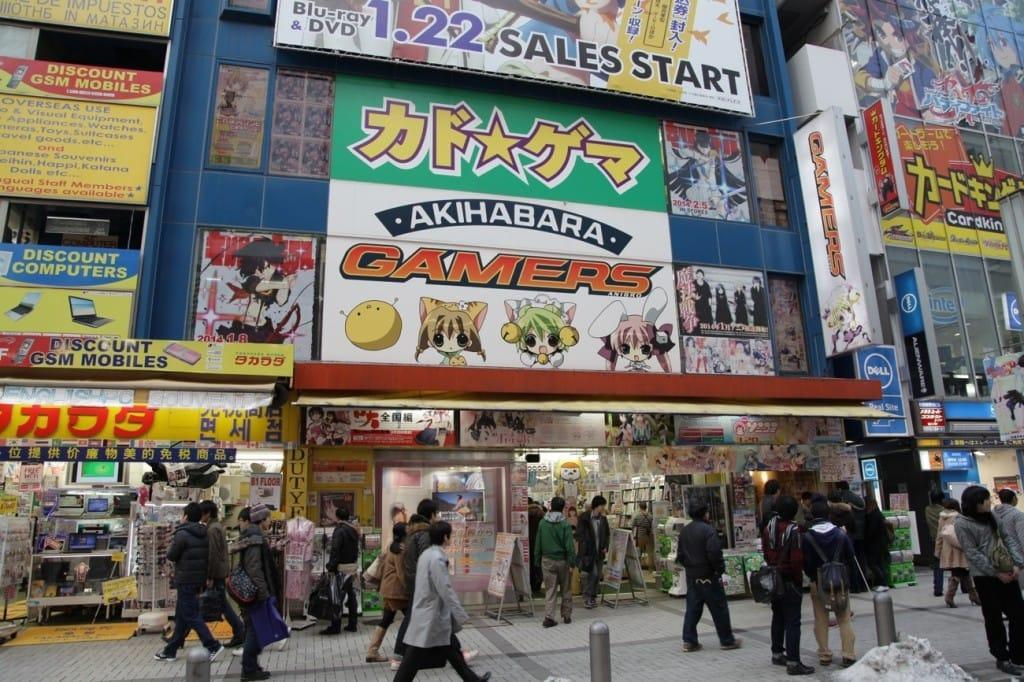 best cheap shopping in tokyo