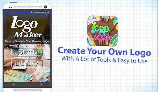 Logo Maker - Logo Creator, Generator & Designer 1.0.1 screenshots 9