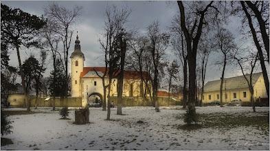 Photo: Turda - Piata Basarabiei, Nr.12 - Biserica Reformata si Str. basarabiei, Nr.10, Oficiul Parohial Reformat  - 2019.01.18