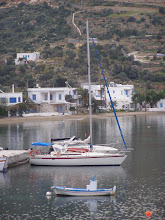 Photo: Ornos Vathi, Sifnos-saari.