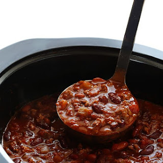Slow Cooker Chili.