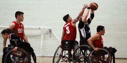 Photo: Photo taken during match between CELTS 1 and Blackhawks on 3 May 2015