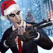 Christmas Gangster Robbery