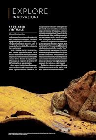 National Geographic Magazine Italia- screenshot thumbnail