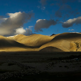Colorful Ladakh by Abhishek Majumdar - Landscapes Mountains & Hills