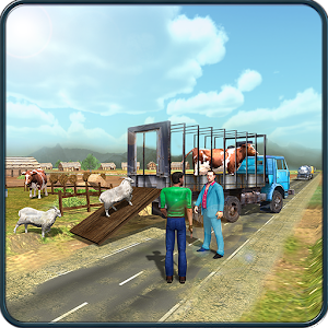 Cargo Animal Transporter Truck for PC and MAC