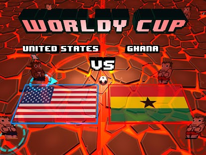 Worldy Cup -Super power soccer- screenshot thumbnail