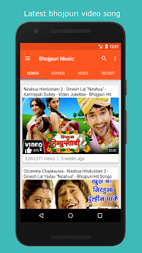 Bhojpuri video song and movie APK Latest Version Download