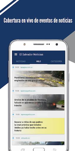 El Salvador Noticias screenshot 4