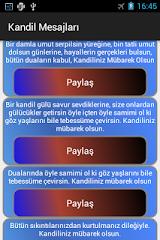 Kandil Mesajları Paylaş Apk Download Free for PC, smart TV