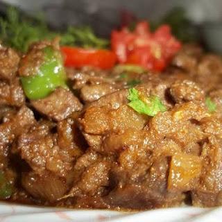 Beef Kaleji