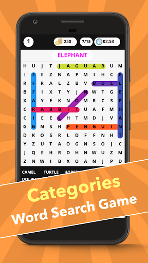 Word Search Game : Word Search 2020 Free 11.8 screenshots 6