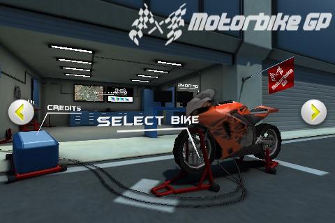 Motorbike GP Screenshot