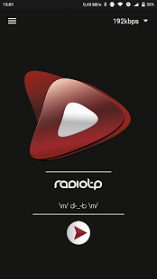 Radio RadioTP.pl- screenshot thumbnail