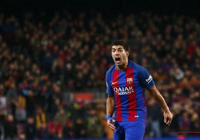 """Luis Suarez y croit encore: """"Ecrire l'histoire et se qualifier"""""""