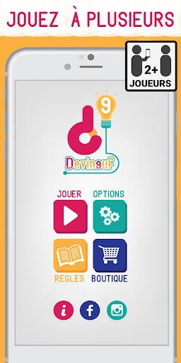 Devineuf Le jeu QUIZ de société 2.0.4 screenshots 1