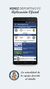 Xerez Deportivo Fútbol Club- screenshot thumbnail