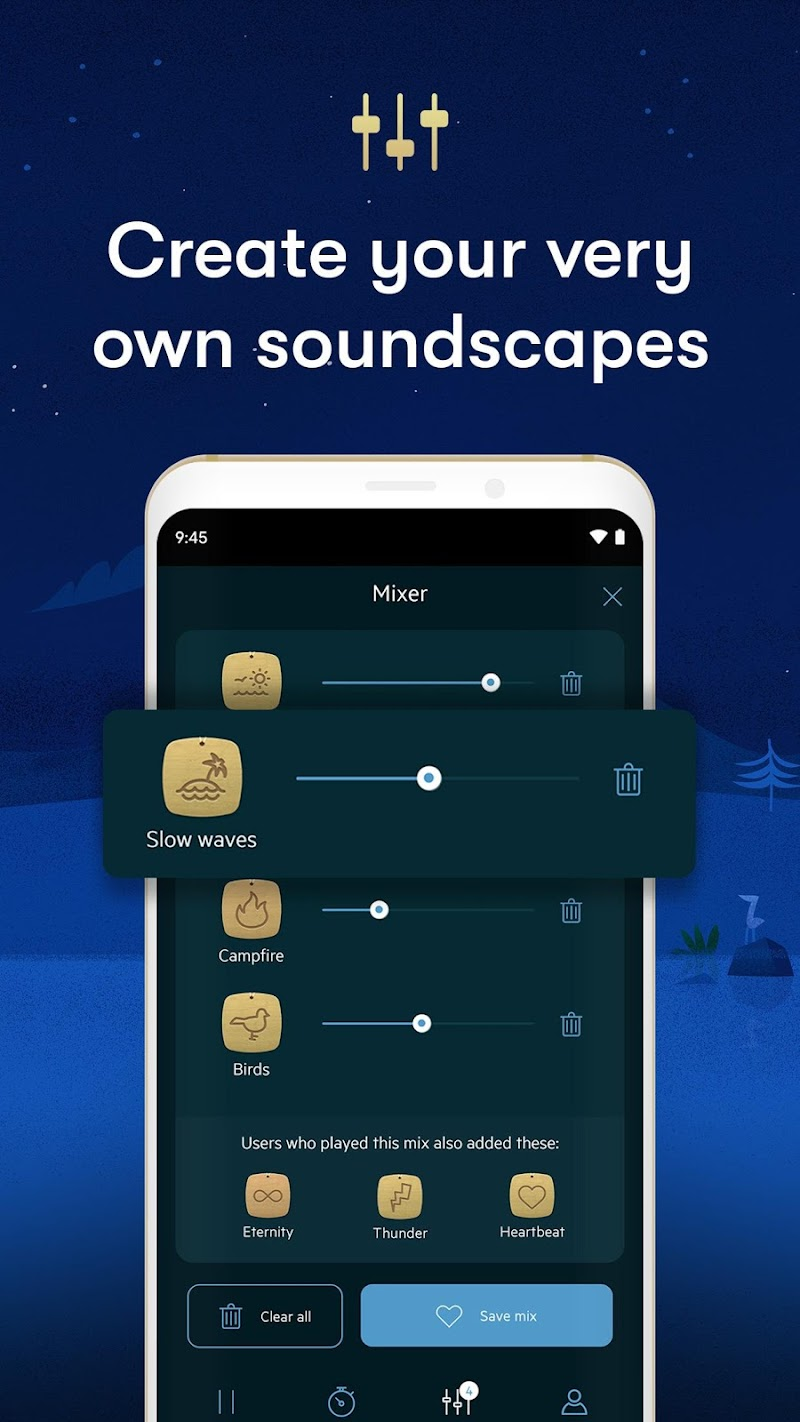 Relax Melodies: Sleep Sounds Screenshot 4