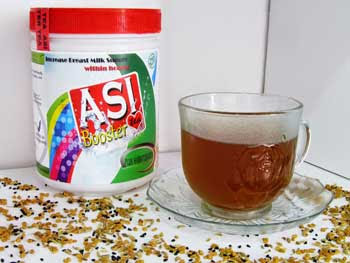 Minuman Herbal Pelancar ASI BOOSTER TEA