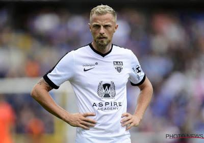 """David Pollet veut se montrer pour ses retrouvailles avec Charleroi: """"Nous aurons les dents longues"""""""