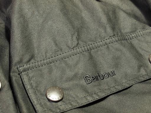 Barbour Wax Flyer Jacket