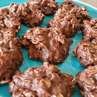 21 Day Fix No Bake Cookies