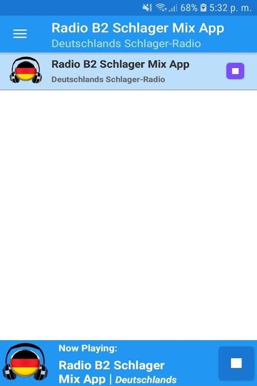 Radio B2 Schlager Mix App Kostenlos Fm De Online Android Apps Appagg