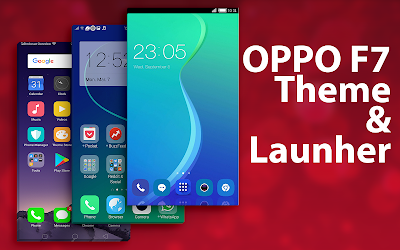 Launcher Themes for Oppo F7: Selfie Camera Oppo F7  APK