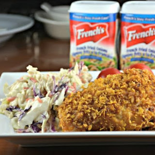 French's Fried Onion Ranch Chicken.