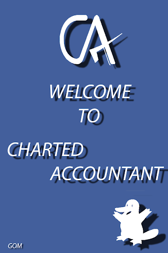 Charted Accountant CA CPT IPCC