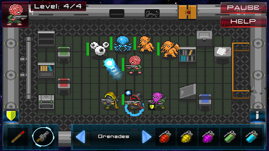 Space Bounties Inc. Screenshot