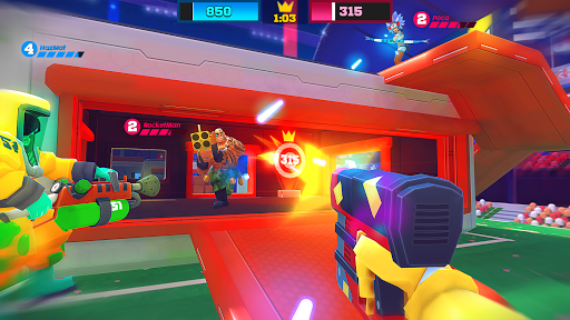 FRAG Pro Shooter 1.0.8 {cheat|hack|gameplay|apk mod|resources generator} 2