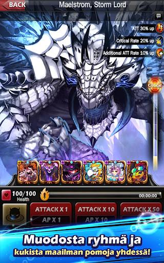 Monster Warlord  captures d'u00e9cran 2