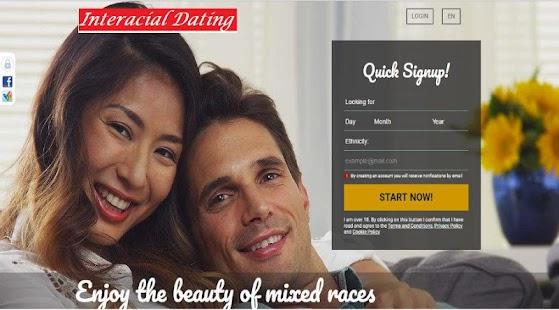 Interracial dating rådgivning