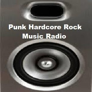 Punk Hardcore Rock Music Radio - náhled