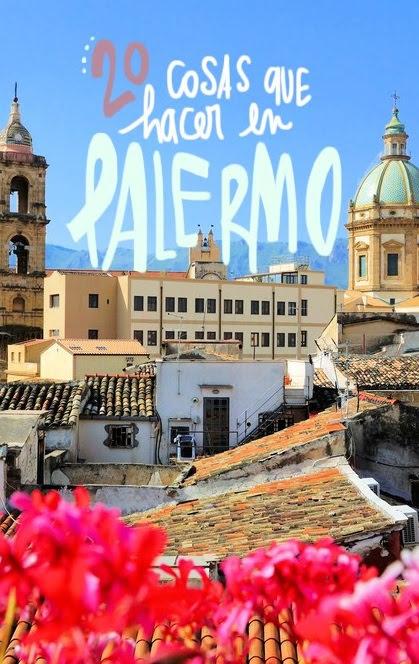que ver y hacer en Palermo