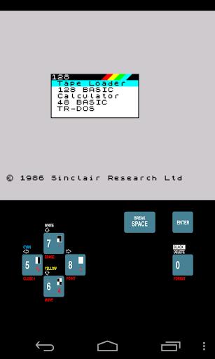 USP - ZX Spectrum Emulator apkmind screenshots 3