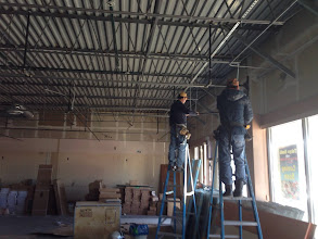 Photo: Commercial Electrician