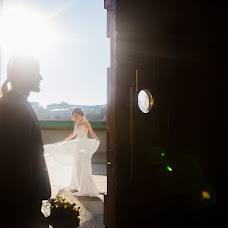 Wedding photographer Ekaterina Bogomolova (EBogomolova). Photo of 08.11.2017